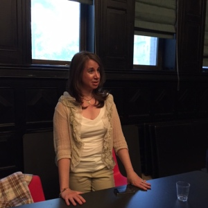 Jenny Milchman  chats with Sisters in Crime NY Chapter